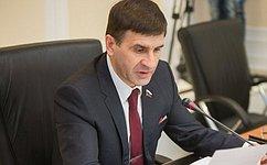 И. Зуга принял участие вФоруме межрегионального сотрудничества России иКазахстана