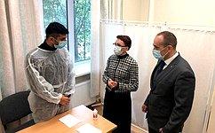 Т. Кусайко инициировала проведение вМурманской области профилактической акции «Онкодесант»