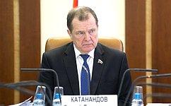 С.Катанандов: Самобытная культура Республики Карелия стала выражением творческих достижений народа