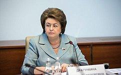 Впредстоящем году необходимо сосредоточиться навопросах образования ивоспитания детей вшколе— З.Драгункина