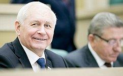 Н.Тихомиров: Руководство Вологодской области ставит перед собой амбициозные цели