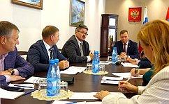 Будем добиваться сохранения действующих пенсионных льгот для северян— А.Широков