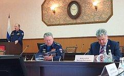 В.Бондарев: Патриотическое воспитание граждан играет важную роль вобеспечении национальной безопасности страны