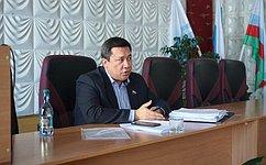 В.Полетаев: Вопросы поддержки молодых специалистов населе требуют безотлагательного решения