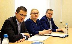 Д. Шатохин: Требования кбизнес-инкубаторам вгородских исельских населенных пунктах должны различаться