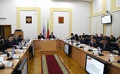 Региональные проблемы нужно решать совместно сфедеральными структурами— А.Кутепов