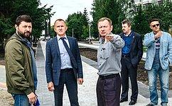 В. Кравченко: Ветеранскому движению нужна постоянная поддержка