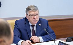 Инициативы общественных организаций становятся частью государственной политики— В.Рязанский