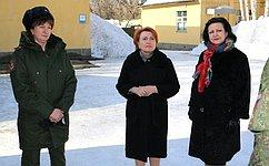 Н.Болтенко: Мы высоко ценим вклад военнослужащих вборьбу смировым терроризмом