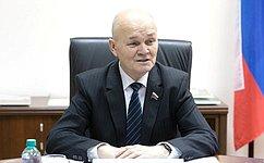 М.Щетинин: Одна изключевых проблем реализации полномочий органов МСУ— отсутствие профессиональных кадров