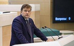 Н.Журавлев: Повышение ставки налога надобавленную стоимость— вынужденная мера