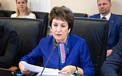 Е. Алтабаева провела приём граждан вСевастополе