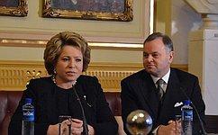 Россия иНорвегия развивают межпарламентский диалог