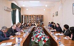 Председатель СФ предложила обсудить вопрос осоздании Евразийского Форума женщин