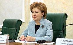 Г.Карелова: Необходимо внедрять более эффективные подходы кформированию программы госгарантий бесплатной медпомощи