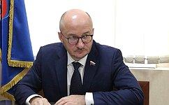 О. Цепкин: ВЧелябинской области оказывают всестороннюю помощь пожилым людям, вынужденным находиться дома