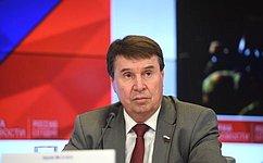 С.Цеков провел прием граждан вДжанкое