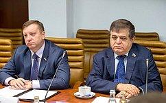 В. Джабаров провел встречу сделегацией Управления Верховного комиссара ООН поделам беженцев
