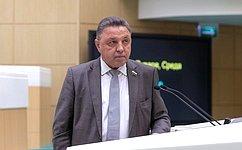 Внесены изменения вРегламент Совета Федерации