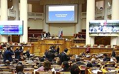 В.Матвиенко предложила провести Всемирную конференцию поналаживанию межрелигиозного имежцивилизационного диалога