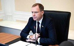 А. Кутепов: Нужно совершенствовать схему работы волонтерских организаций сгосударственными учреждениями