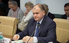 Члены Комитета СФ посоциальной политике встретились сколлегами Парламента Финляндии