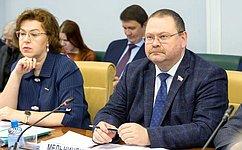 О.Мельниченко: Сбалансированное социально-экономическое развитие субъектов РФ— необходимое условие успешного развития страны