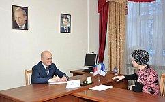 М.Щетинин обсудил сжителями Барнаула вопросы ЖКХ, земельных отношений исоциальной поддержки