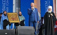 А. Артамонов: К650-летию Калуги вгороде появилось много знаковых спортивных, культурных иинфраструктурных объектов