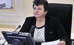 Принятие ФЦП «Повышение безопасности дорожного движения в2013–2020годах» подтвердит международный авторитет России вэтой сфере– Светлана Орлова
