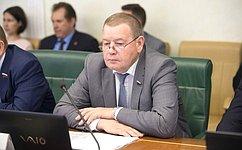 И. Кулабухов: УРакитянского района Белгородской области есть резервы для дальнейшего устойчивого развития