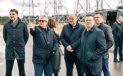 А.Дмитриенко посетил Нововоронежскую атомную электростанцию
