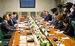 К.Косачев: Регулярность российско-иракских контактов подтверждает высокий уровень двусторонних отношений