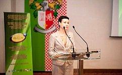 И. Рукавишникова: Нужен комплексный подход ксозданию более эффективного механизма исполнительного производства