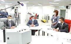 С. Мамедов принял участие вторжественной церемонии открытия Музея Куйбышевской железной дороги после реконструкции