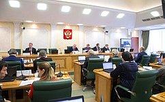 Сенаторы рекомендовали палате одобрить изменения взаконодательство опорядке голосования избирателей вне помещения для голосования