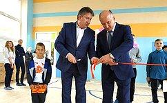 О. Цепкин: Нужно провести модернизацию материально-технической базы для занятий физкультурой испортом вшколах
