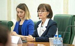 ВСовете Федерации наградили финалистов Всероссийского конкурса социально-активных технологий воспитания молодежи