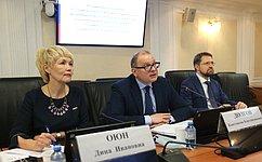 ВСовете Федерации состоялось совещание озаконодательном регулировании вопросов регулярных перевозок пассажиров ибагажа