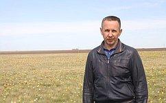 ВСаратовской области уделяется внимание сохранению природного богатства региона— О.Алексеев