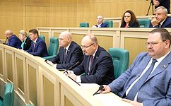 На«парламентской разминке» сенаторы обсудили вопросы охраны здоровья граждан иустойчивого развития Арктики