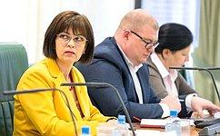 Нужно выработать единые критерии контроля иоценки предоставления услуг всистеме организации детского отдыха— Е.Попова