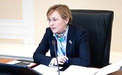 Л.Бокова: Совет Федерации примет участие вконтроле зареализацией Десятилетия детства