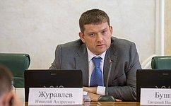 Н. Журавлев провел совещание посовершенствованию регулирования деятельности негосударственных пенсионных фондов