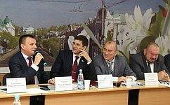 И. Зуга выступил наIII Форуме представителей проектных иэкспертных организаций вОмске