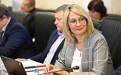 Н. Косихина: ВЯрославской области уделяется системное внимание вопросам сельской школы