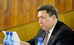 Парламент Республики Алтай рассмотрел законопроекты, посвященные социальной тематике— В.Полетаев