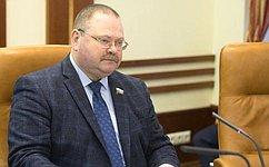 О. Мельниченко: XVIII Российский муниципальный форум имеет важное значение для развития местного самоуправления встране