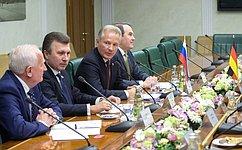 Необходимо активизировать российско-германский парламентский диалог— В.Пономарев