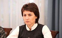 Т. Лебедева приняла участие впятом Петербургском международном молодежном форуме